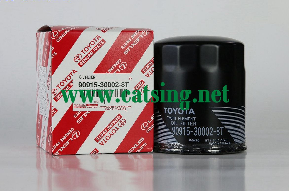 TOYOTA OIL FILTER 90915-30002-8t