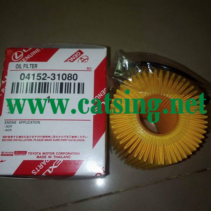 TOYOTA  OIL FILTER 04152-31080